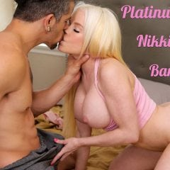 NFBusty.com - Platinum Blonde - S6:E6 added to NFBusty.com