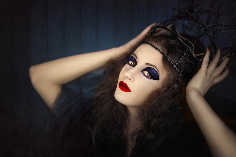 woman girl halloween crown the witch vampire black gothic dark gloomy mystical mysterious halloween crown crown crown crown crown vampire vampire vampire vampire gothic gothic mysterious
