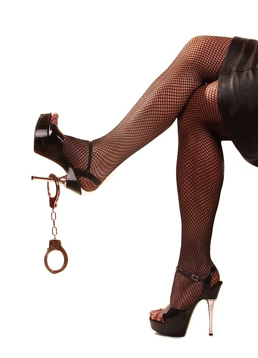 legs handcuffs high heels web fetish pantyhose domina woman sexy erotic isolated paint gothic handcuffs fetish sexy sexy sexy sexy sexy erotic